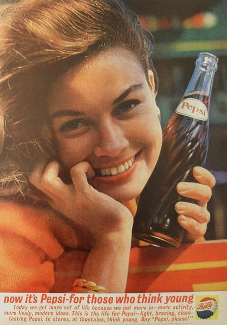 Vintage Pepsi Advertisments 6 Vintage Pepsi Advertisments