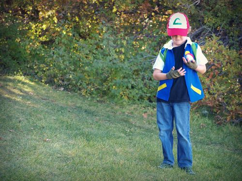 ash ketchum costume 3.25.2 Are you the fans of  pokemon ash ketchum ?