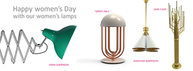 happy2 HAPPY WOMEN'S DAY WITH OUR WOMEN'S LAMPS