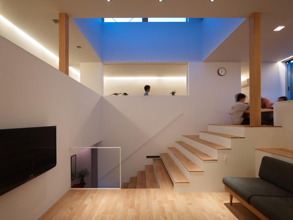 leibal hakusan fujiwarramuro 5 House in Hakusan by Fujiwarramuro Architects