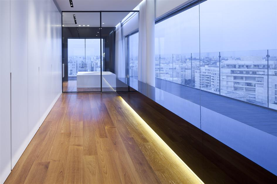 leibal penthouse2 pitsou 10 Tel Aviv Penthouse 2 by Pitsou Kedem Architects