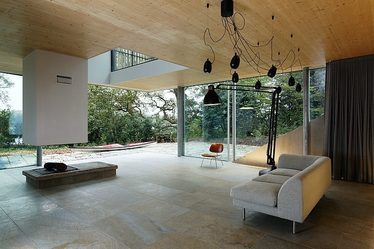 p 11 D House by Lode Architecture