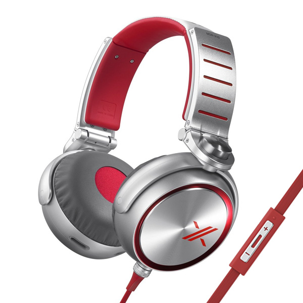sony mdrx10 red 1 Sony MDR X10/RED X headphones