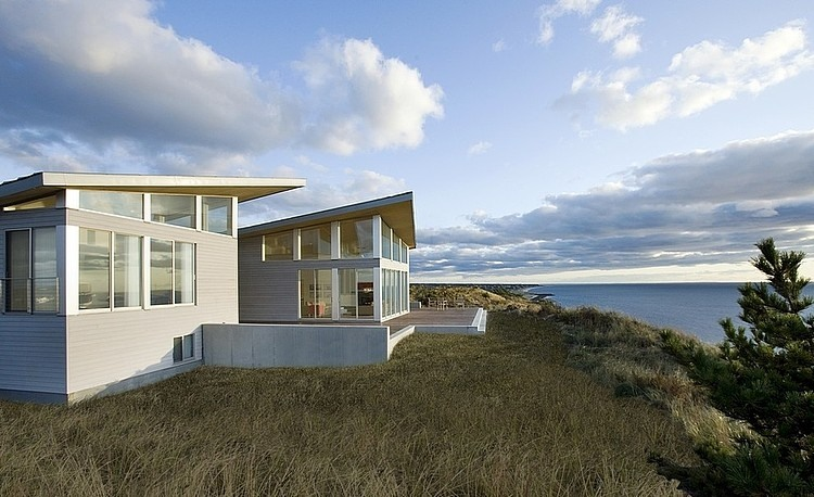 002 truro residence zeroenergy design Truro Residence by ZeroEnergy Design