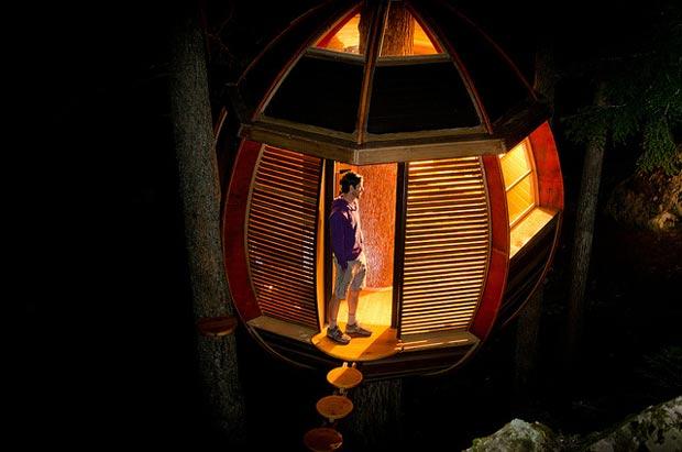 072 Beautiful Treehouses Around the World