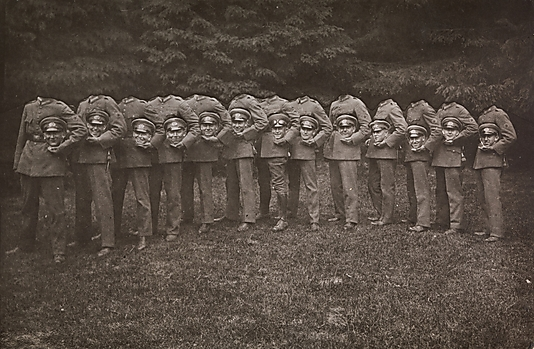 14 Group of Thirteen Decapitated Soldiers 1910 Faking It: Manipulated Photography Before Photoshop
