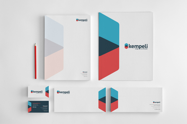 19111 60 Professional Examples of Stationery Design