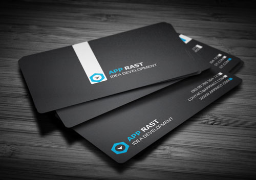 Minimal Business Card 2 3 4 5