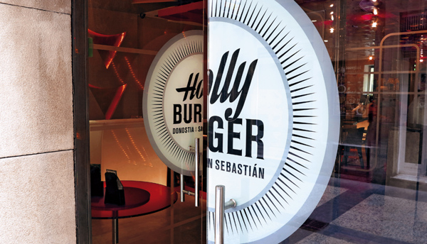 4ad1502d9c723b862d134f716a652ec5 Branding And Print Elements For Holly Burger