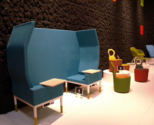 5o3 Photo reportage from iSaloni 2013