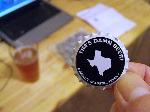 6849914137 4771f7553211 55 Creative Bottle Cap Designs