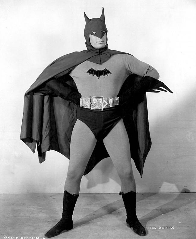 Batman and Robin 1943 1 650x793 Batman and Robin, c.1943
