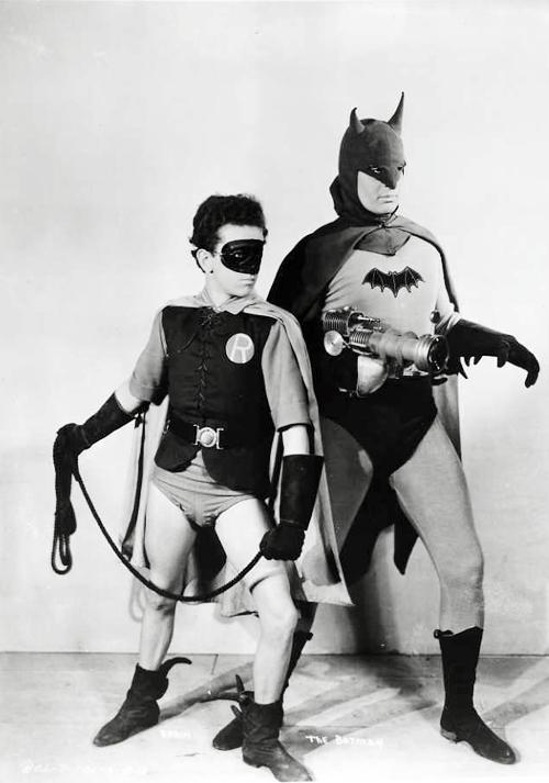 Batman and Robin 1943 1 Batman and Robin, c.1943