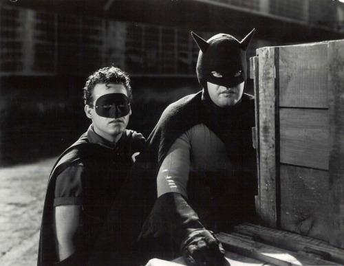 Batman and Robin 1943 2 Batman and Robin, c.1943