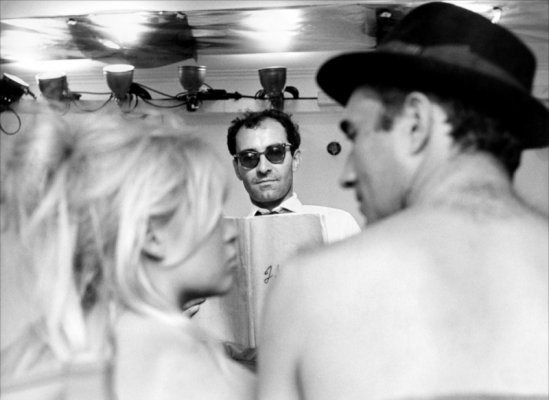 Brigitte Bardot in Le Mépris 1963 1 Brigitte Bardot in Le Mépris, 1963