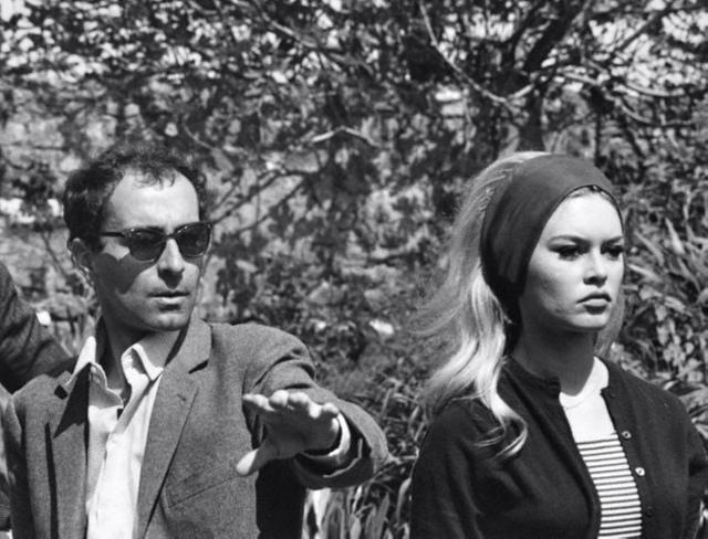 Brigitte Bardot in Le Mépris 1963 3 Brigitte Bardot in Le Mépris, 1963