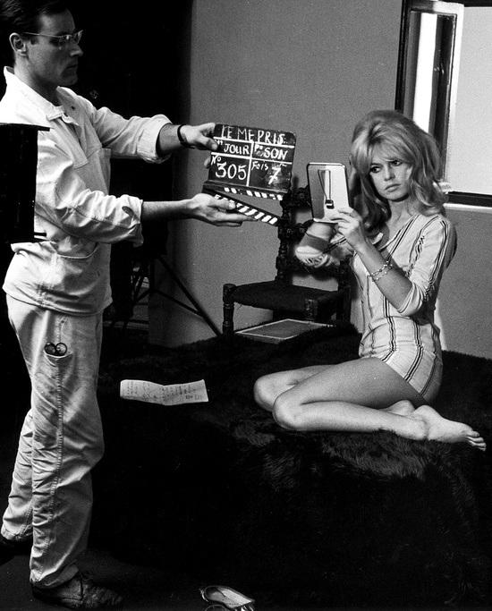 Brigitte Bardot in Le Mépris 1963 6 Brigitte Bardot in Le Mépris, 1963