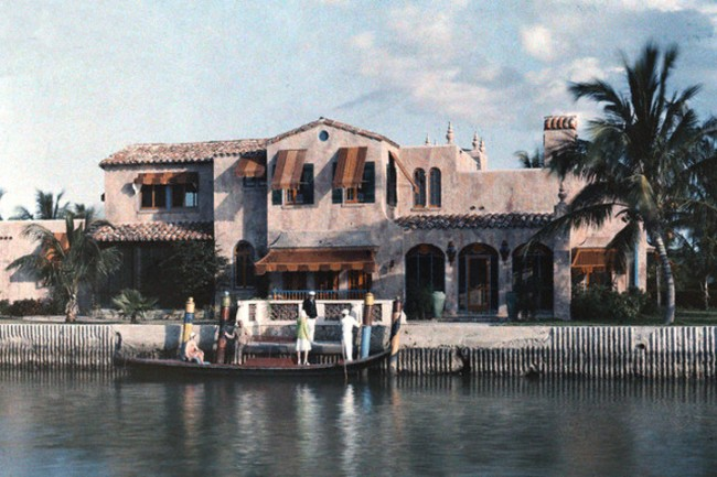 Color Photos of Florida USA in The 1930s 1 650x433 Color Photos of Florida, USA in The 1930s