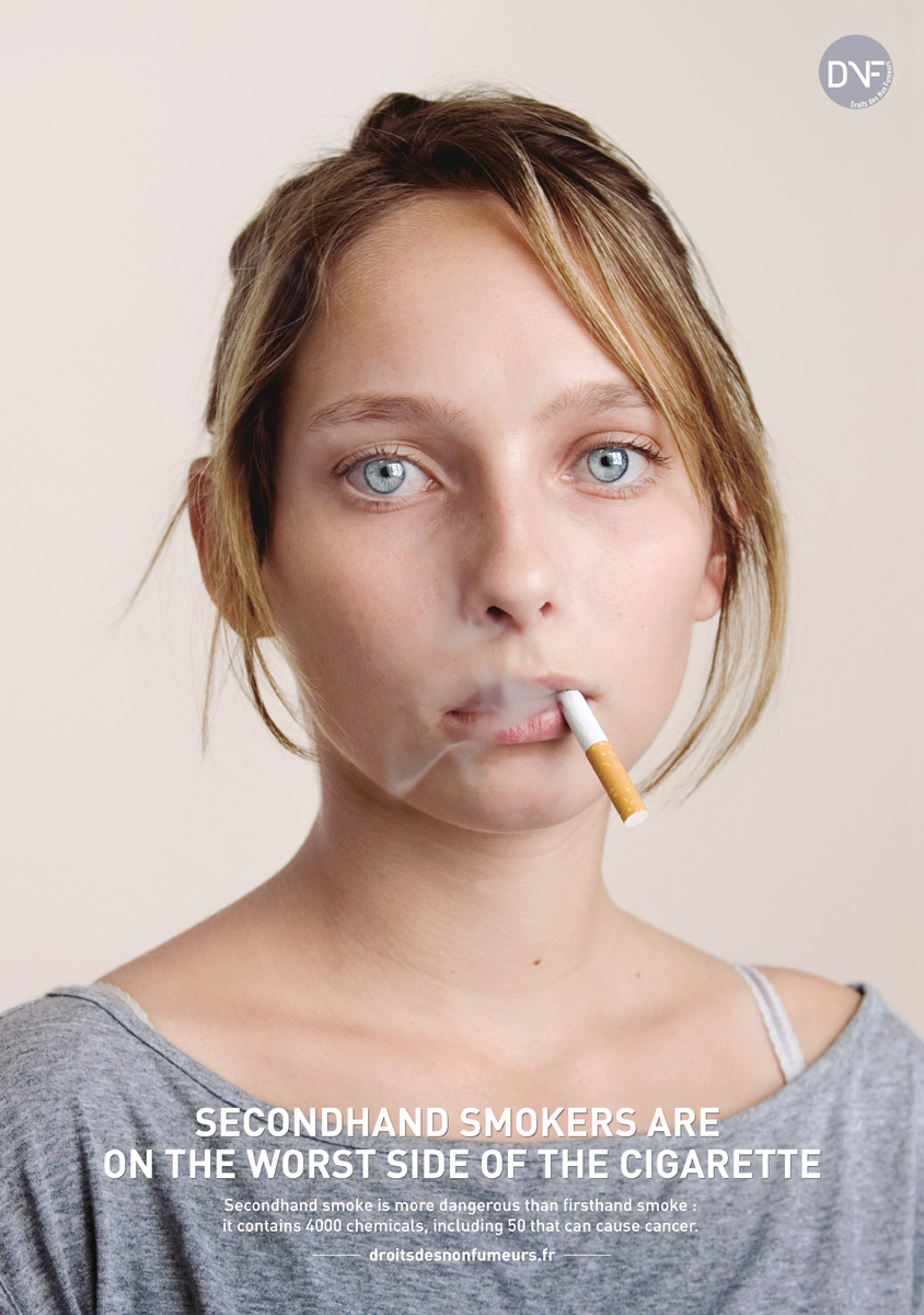 DNFwrongside Advertising campaigns against smoking