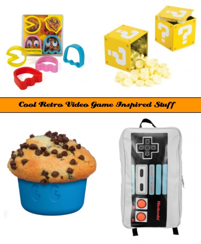 DYT Retro Video Game Stuff1 650x789 Cool Retro Video Game Inspired Stuff