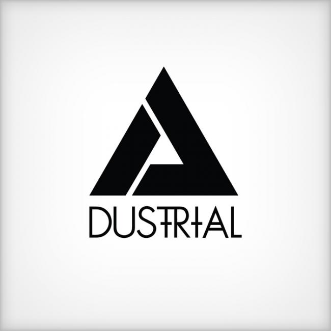 Dustrial Logo Design Ctrl Alt Design Boston 002 650x650 Logo Design via Ctrl Alt Design, Boston