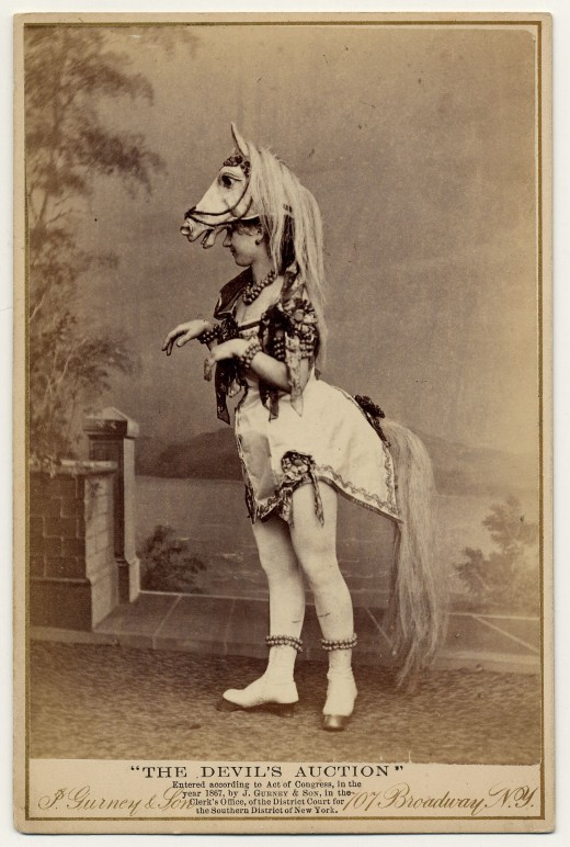 Exotic Dancers 1890s 01 Vintage Portraits of Exotic Dancers From The 1890′s