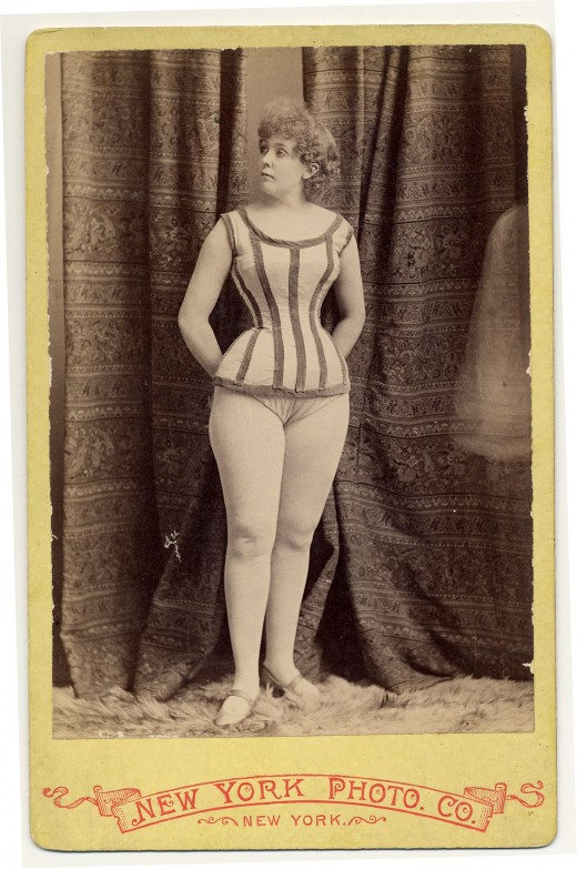 Exotic Dancers 1890s 02 Vintage Portraits of Exotic Dancers From The 1890′s