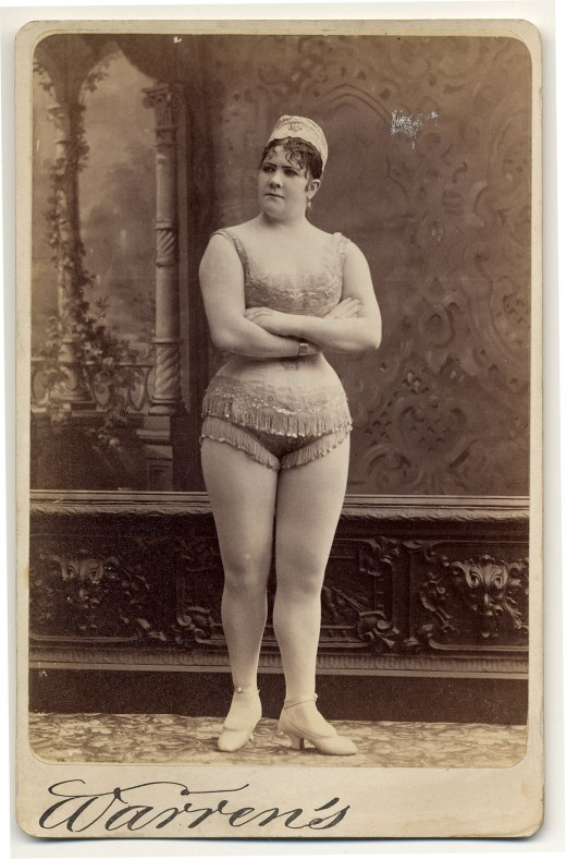 Exotic Dancers 1890s 03 Vintage Portraits of Exotic Dancers From The 1890′s