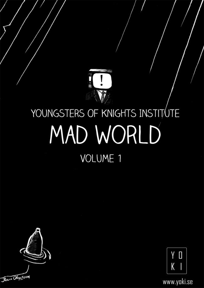 Font.Cover .Madworld 650x919 YOKI MAD WOLRD VOL 1