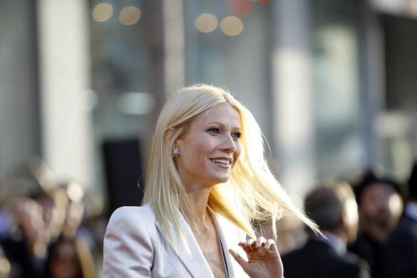 Gwyneth Paltrow 1 Gwyneth Paltrow named world's most beautiful woman for 2013