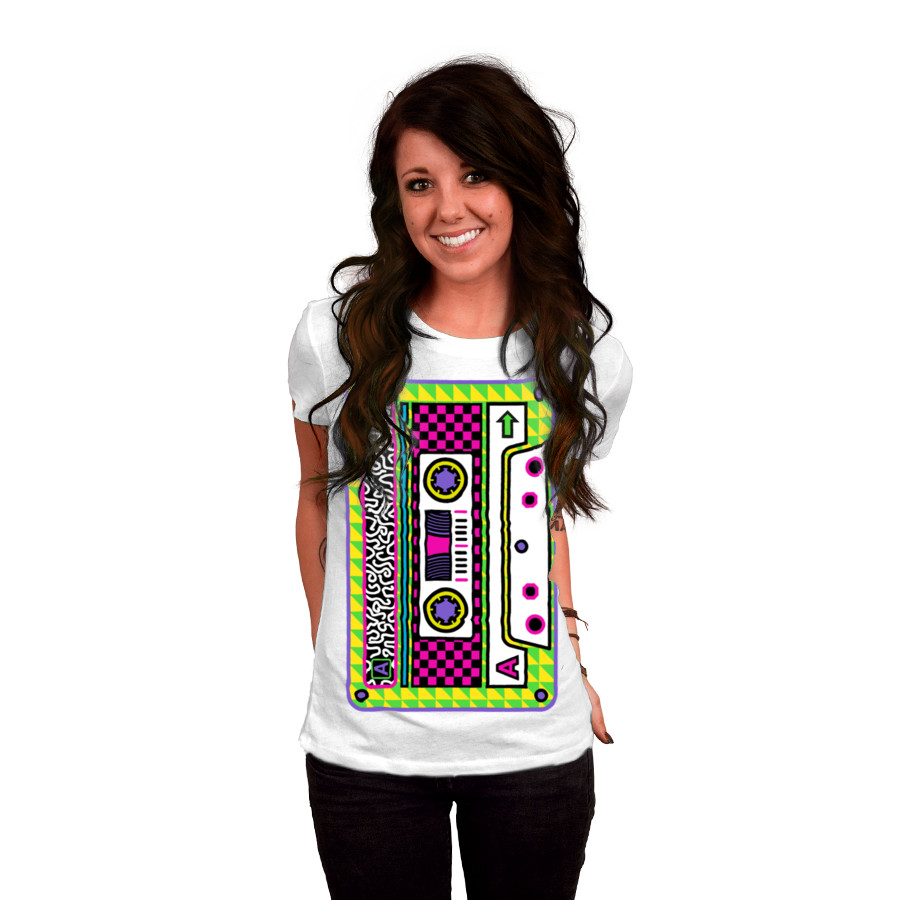 Shirt design in girl - Old Skool Custom T Shirt Design By Dzeri29 Girl T Shirt Old Skool Custom T Shirt