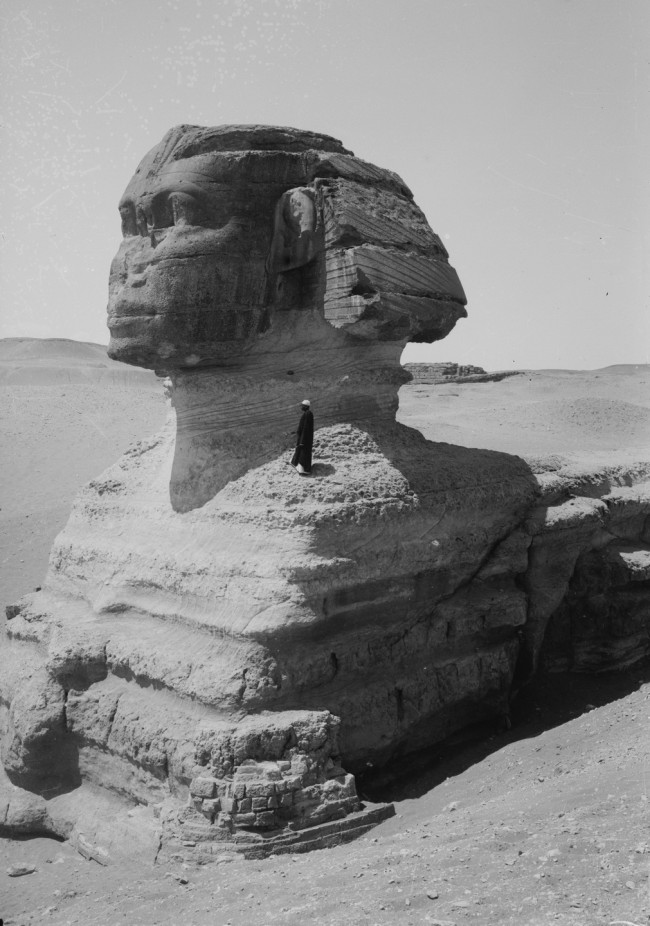 Photos of Ancient Egyptian Monuments More Than 100 Years Ago 1 650x926 Photos of Ancient Egyptian Monuments More Than 100 Years Ago
