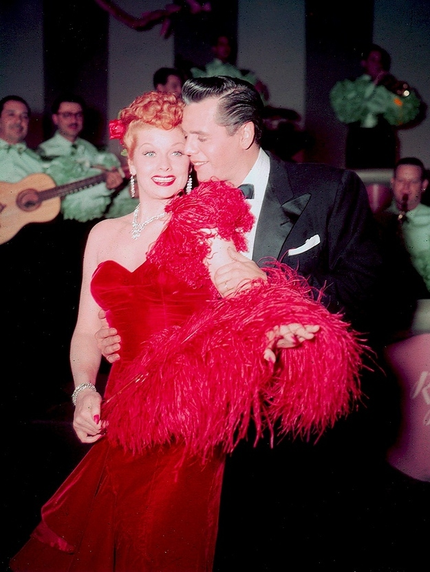 Rare Color Photos of I Love Lucy 2 Rare Color Photos of I Love Lucy