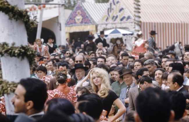 Rare and Classic Photos of Brigitte Bardot in Spain 1958 1 650x422 Rare and Classic Photos of Brigitte Bardot in Spain, 1958
