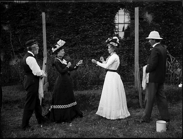 Sportswomen of the Past 1 Vintage Photos of Women in Sport