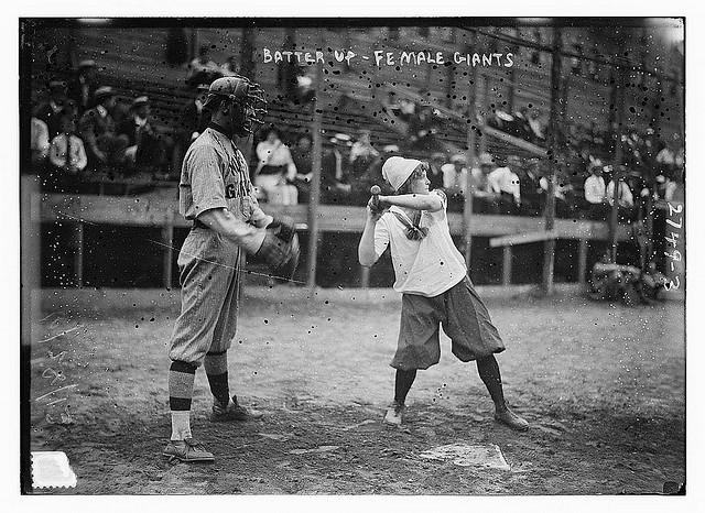 Sportswomen of the Past 3 Vintage Photos of Women in Sport