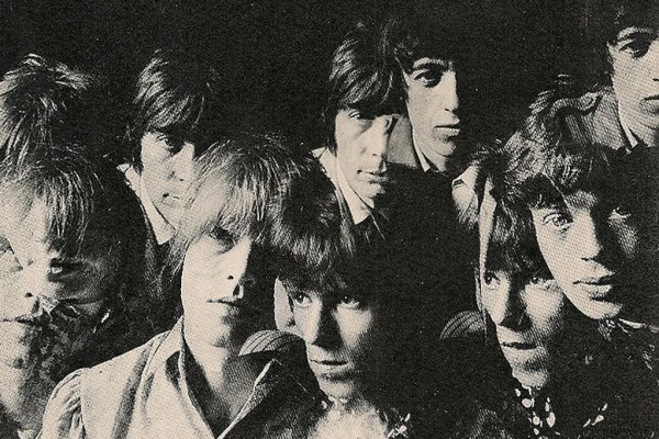The Rolling Stones 1966 Tour Programme 1 The Rolling Stones 1966 Tour Programme