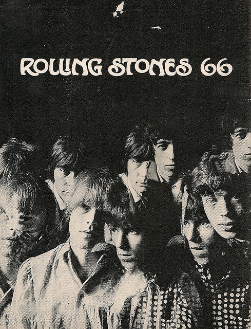 The Rolling Stones 1966 Tour Programme 15 The Rolling Stones 1966 Tour Programme