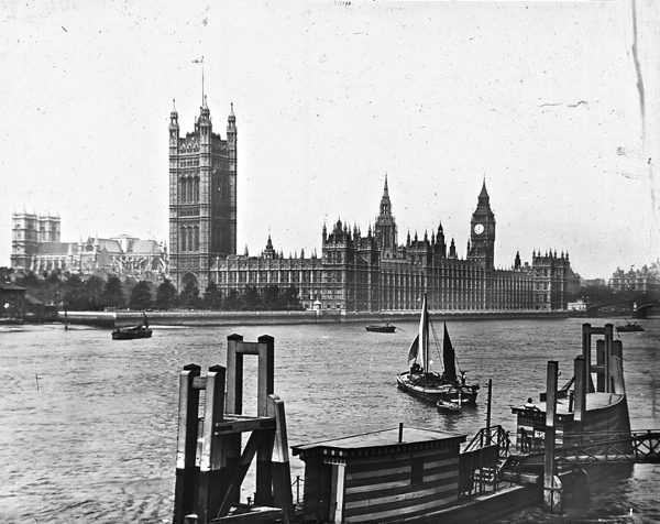 The Thames Of Old London c. 1910s 20s 9 The Thames Of Old London, c. 1910s   20s