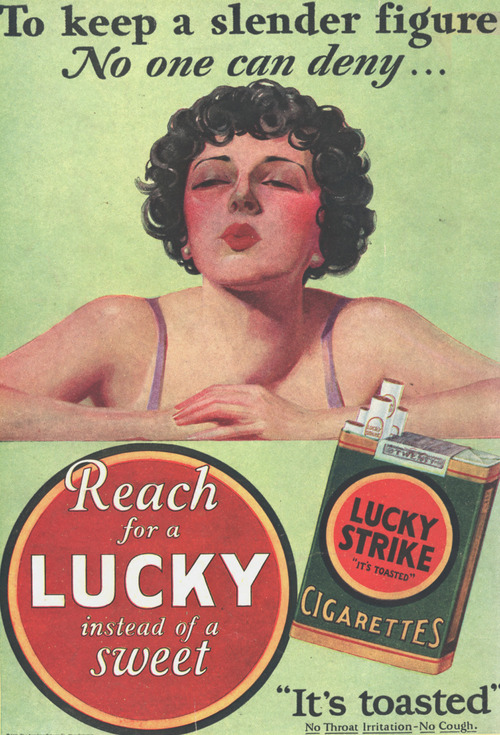 Vintage Healthy Cigarette Ads 1 Vintage Healthy Cigarette Ads