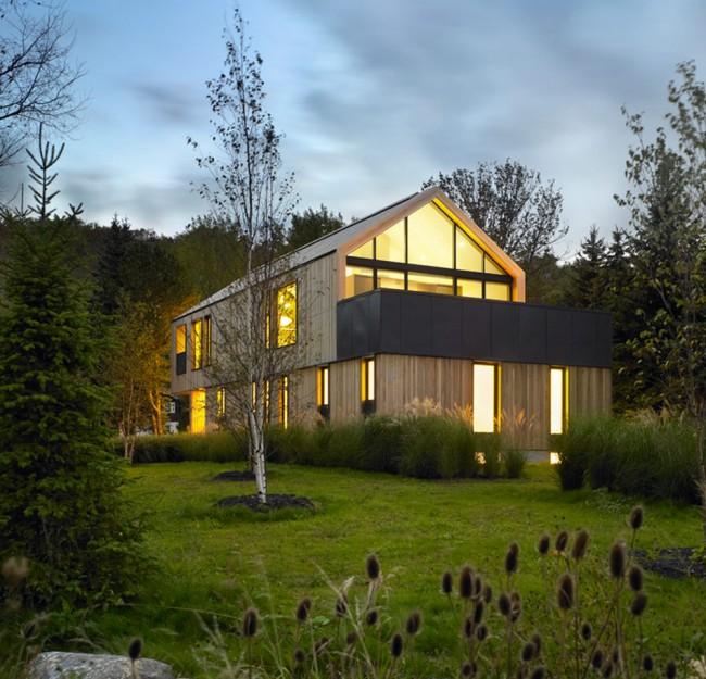 akb maison glissade 04 650x625 Atelier kastelic buffey: Maison glissade, Ontario