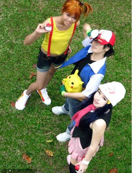 ash ketchum costume 4.10.2 Would you like to be a Ash ketchum cosplayer