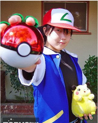 ash ketchum costume 4.10.4 Would you like to be a Ash ketchum cosplayer