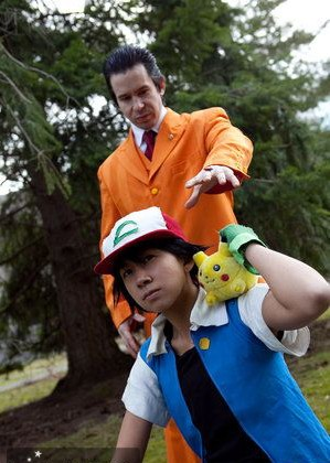 ash ketchum costume 4.10.5 Would you like to be a Ash ketchum cosplayer