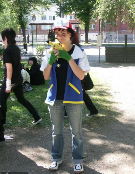 ash ketchum costume 4.9.3 Share you some cosplayers pictures