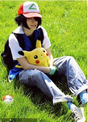 ash ketchum costume 4.9.5 Share you some cosplayers pictures