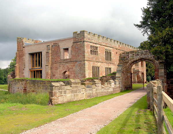astley castle renovation 2 Astley Castle Renovation by Witherford Watson Mann Architects