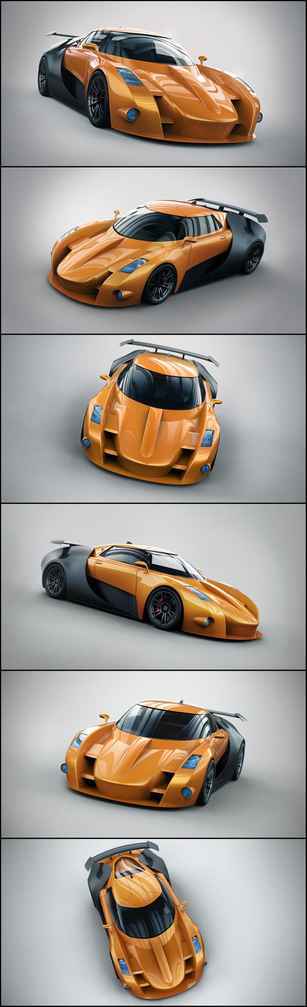 concept a 01 Concept A By Aleksandr Kuskov