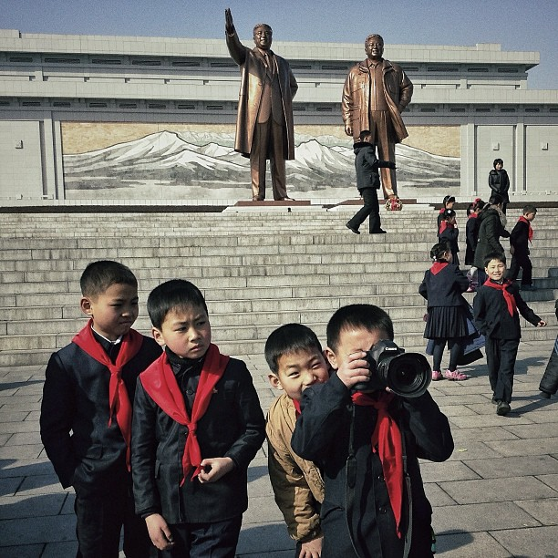 davidguttenfeldernorthkoreainstagram1 Fascinating Instagram Photos from Inside North Korea
