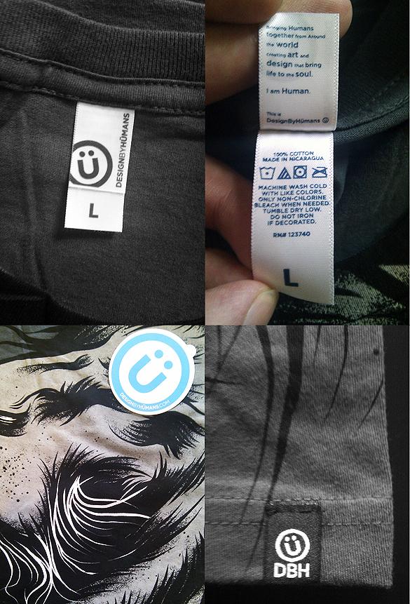 dbh design by humans wonderless t shirt tee review 08 T shirt review: Wonderless shirt from DesignByHumans